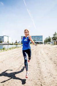Run to the Moon and Back met Wendy van Dijk